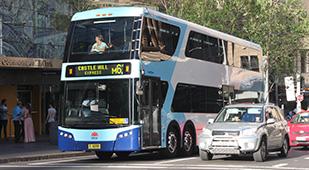 CDC Sydney Metropolitan Bus Tender