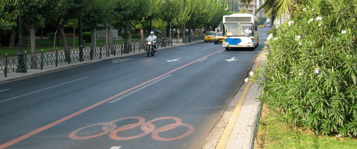Athens-Bus-Lane