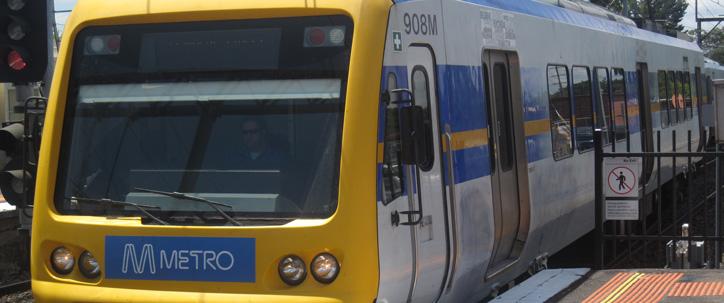 Metro-trains