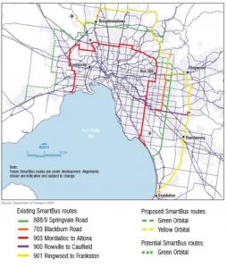 Melbourne Smartbus Operational Planning