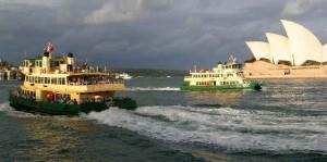 sydney ferries pic